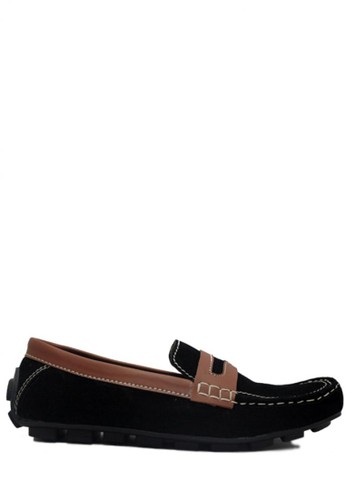 D-Island black D-Island Shoes Slip On Mocasine Casual Black DI594SH76LWTID_1