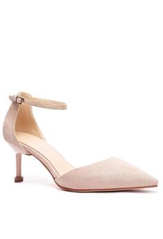 c6df78dd0e17 Twenty Eight Shoes Ankle Strap Heel 196-1 DE11ASH7D5B3D0GS_1