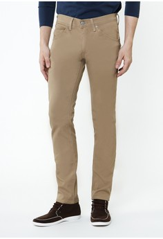harga Levi's Double Stitch 511 Slim Fit - Earth Khaki Zalora.co.id