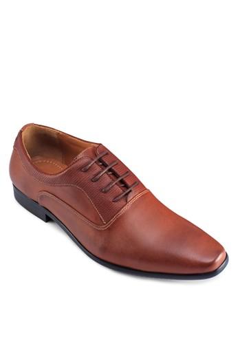 尖頭牛津皮鞋, 鞋, 皮esprit outlet台北鞋