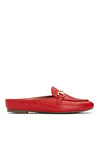 Vionic red Adeline Slide B3340SH00A5000GS_1