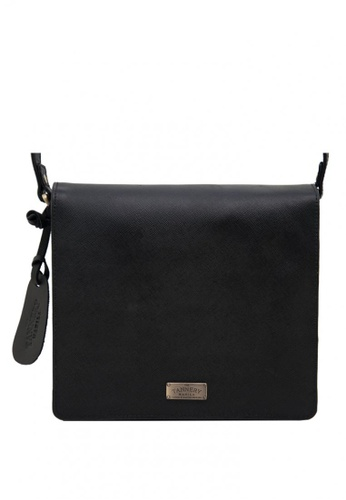 The Tannery Manila black Gavin, Timberland Genuine Leather Messenger TH690AC0ISCMPH_1