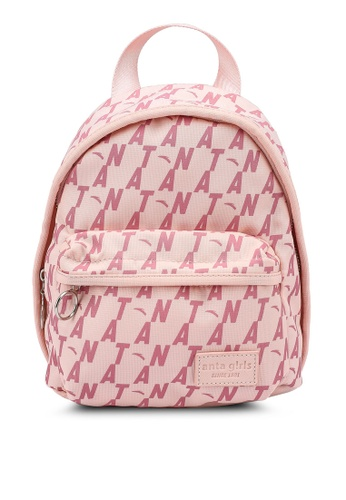 Anta pink Antagirl Backpack 91D9DAC3788800GS_1