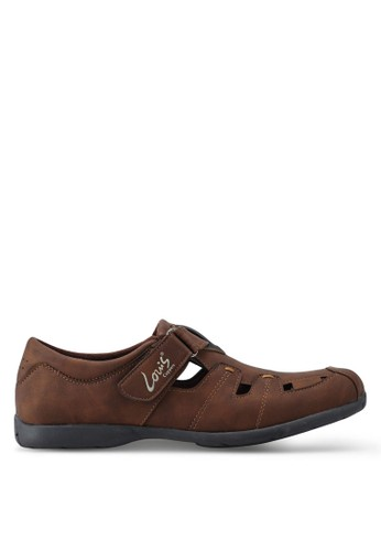 Louis Cuppers brown Casual Walking Shoes C85A9SH0C5BCCAGS_1