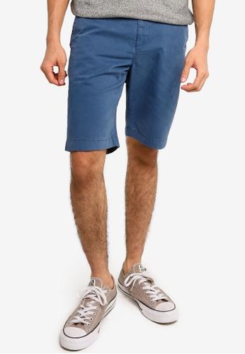 SUPERDRY blue International Shorts 4E962AA45B757DGS_1