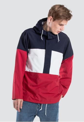 Levi's red Levi's Sportswear Anorak 8ED77AAB75BB1CGS_1