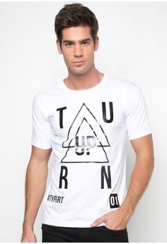 Turn Up Tee