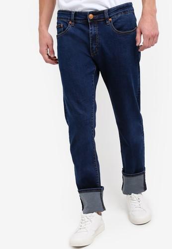 Funk zalora 台灣貼身牛仔褲, 服飾, 服飾