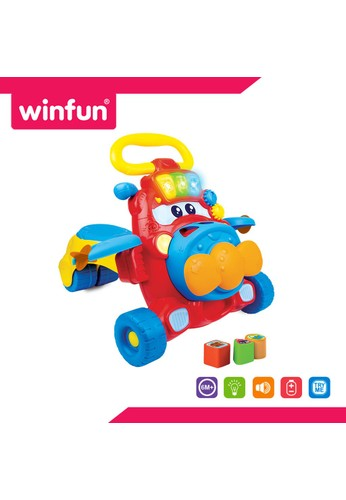 Winfun multi Junior Jet 2-in-1 Ride-On A09C6THBEB6B32GS_1