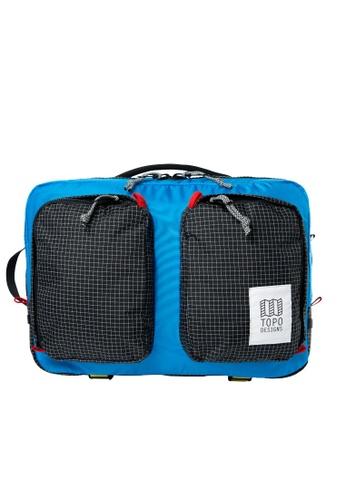 Topo Designs blue Topo Designs Global Briefcase 3-day 6A8B4ACBC03882GS_1