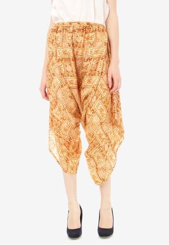 Benangsari gold Tyra Pants 59DF7AAE3F7875GS_1