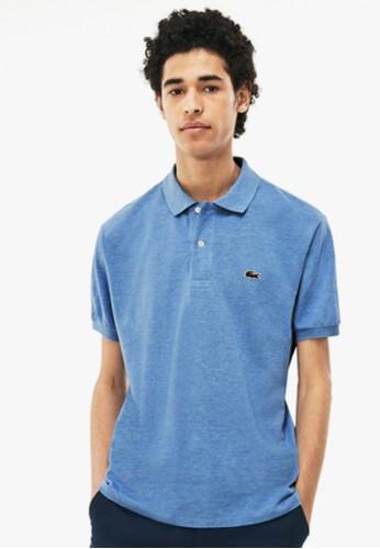 Lacoste multi Marl Lacoste L.12.12 Polo Shirt 04D34AA5BB51D2GS_1
