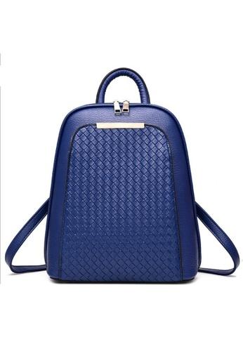 TCWK blue Ladies Backpack TC258AC53IXUMY_1