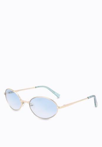Le Specs gold Nowhere [R] 1902072 Sunglasses 38078GL518E873GS_1