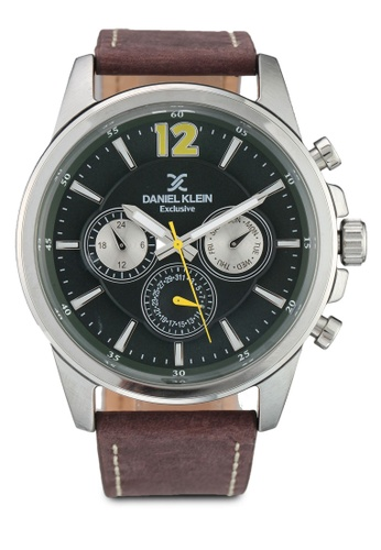 Daniel Klein brown Daniel Klein Brown Male Watches - DK11482-3 84B37AC97D1E1CGS_1