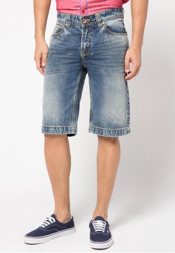 Lois Jeans blue Short Pants Denim LO391AA84LQDID_1