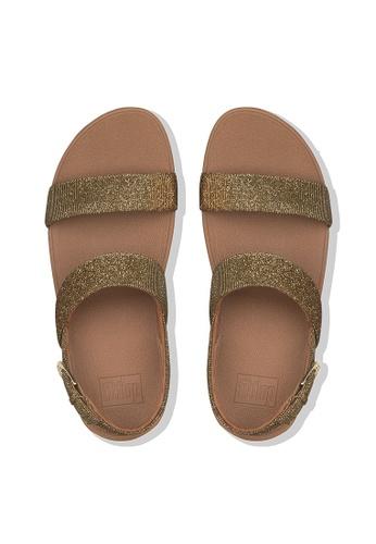9fbf7fc74 Buy Fitflop Fitflop Lottie Glitzy Sandal (Artisan Gold) Online ...