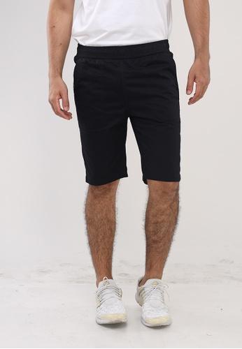Bossini Men black Easy Short 1E456AA8B3900DGS_1