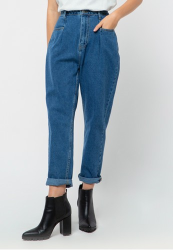 COLORBOX blue Baggy Jeans 25272AA838F5E1GS_1