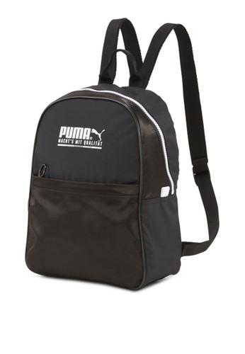PUMA black Prime Street Backpack 5FDE4ACE516339GS_1