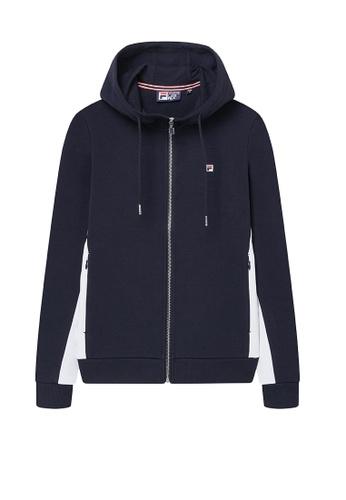 0574e379 Originale Hooded Zip Jacket