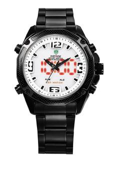 Analog LED Watch WH2306B-2C