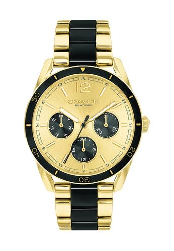 Coach gold Coach Preston Light Gold Women's Watch (14503468) 4ECEFACC1B058CGS_1