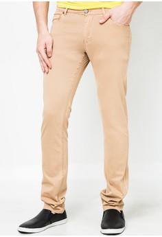 Slim Cont Pocket Tiger Pants