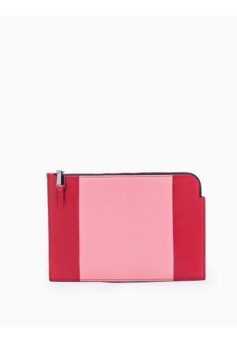 Calvin Klein pink Small Pouch CBDF3AC8A5783BGS_1