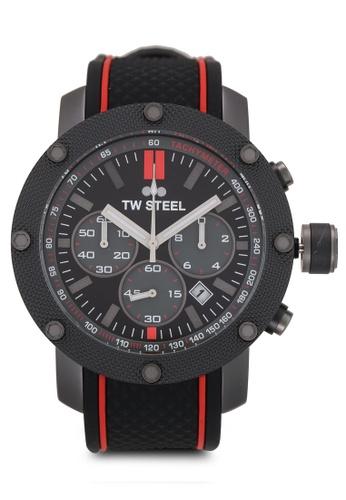 TW Steel black Grandeur Tech TS6 Watch 6D452ACA69A3AEGS_1