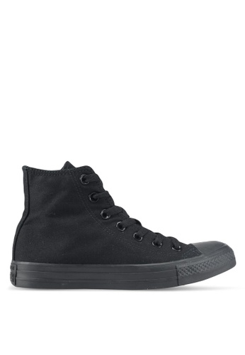 Converse black Chuck Taylor All Star Core Hi Sneakers 55A45SH97C3489GS_1