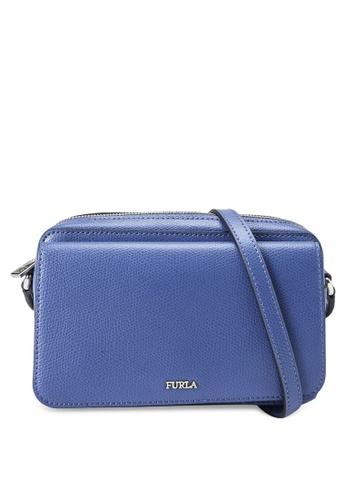 Furla purple Babylon M Crossbody Bag 07864AC425D06BGS_1