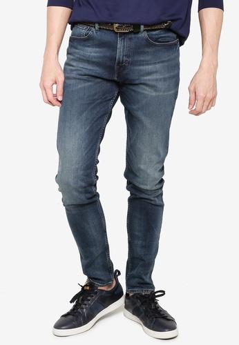 polo ralph lauren blue Eldridge Slim Fit Jeans 888D4AAADB0404GS_1