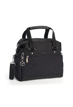 fcc7007677fb Hedgren black Hedgren Lazuli L Handbag RFID Black - 9.7L D6BCCAC701153FGS_1