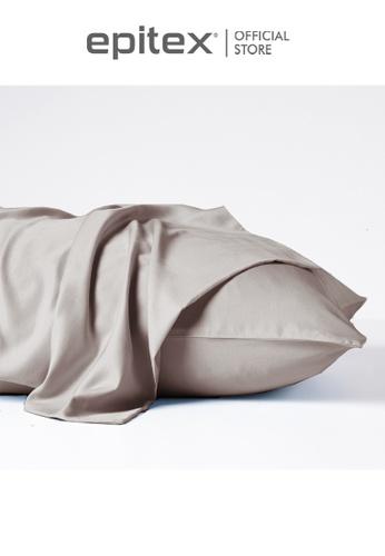 Epitex brown Epitex Individual Pillow - Pillow Case - Pillow Protector (Khaki) 82A0DHL68B8946GS_1