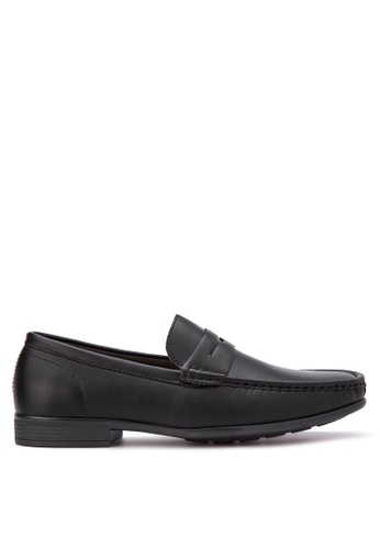 Itti black Loafers & Moccasins IT425SH56RWPPH_1