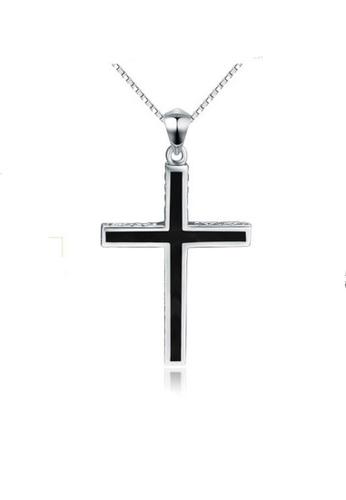 LYCKA silver LPP88117 S925 Silver Necklace 1E288AC6BAE9D9GS_1