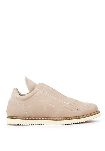 Sogno brown Sepatu Pria Navara Pacifist Pale Beige 87A8ASHCC322DEGS_1
