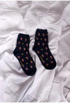 Wonder Woman Printed Long Socks