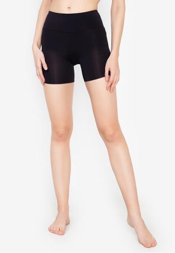 Golden Ticket Super Savers black Seamless Pantylet Shorts BB5EAUSF03078CGS_1