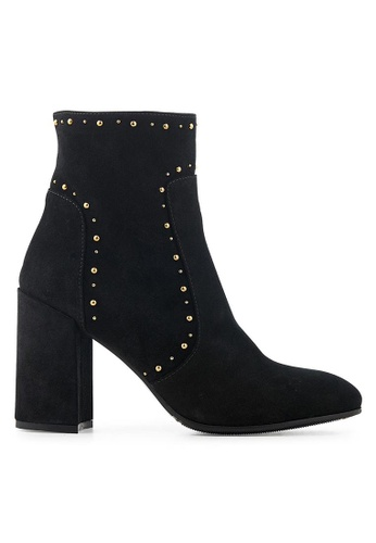 Minelli F80 170/VEL Suede Ankle Boots - Gloria MI352SH0GHC8SG_1