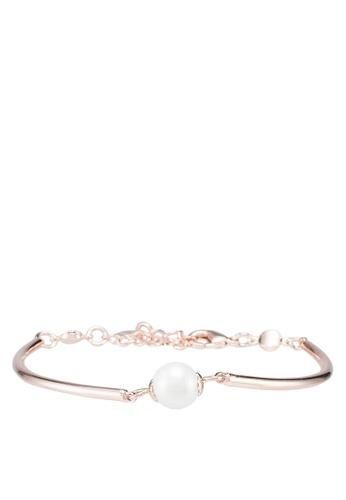 Klarf gold Pearl Audrey Bracelet 91E6BAC775CF5EGS_1