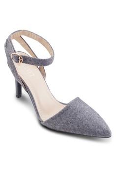Eva Pointed Front Heels
