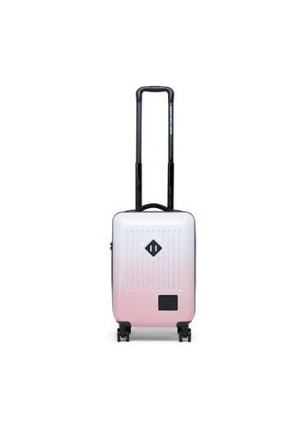 Herschel pink Herschel Trade Carry On Silver Birch/Ash Rose Gradient OS C1568AC69F5A45GS_1