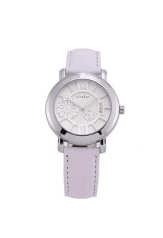 New Xinslon Leather Watch with Sub-dial Design