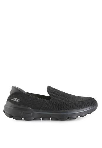 Skechers black Go Walk 3 SK173SH25ZSGID_1