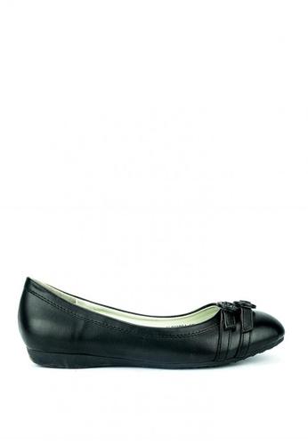 Cardam's Lifestyle black Delna School Shoes 7A618SH38F8BDAGS_1