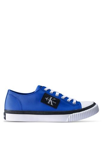 Calvin Klein blue Iziceio Sneakers B0670SH471BC55GS_1