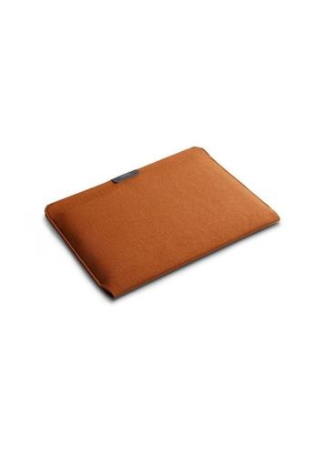 """Bellroy brown Bellroy Laptop Sleeve 15"""" - Bronze BB920AC6E35034GS_1"""