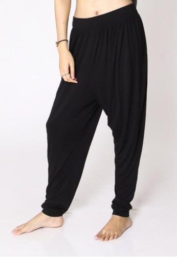 Nero Basic Apparel Comfy Pants, Black, Women's Pants